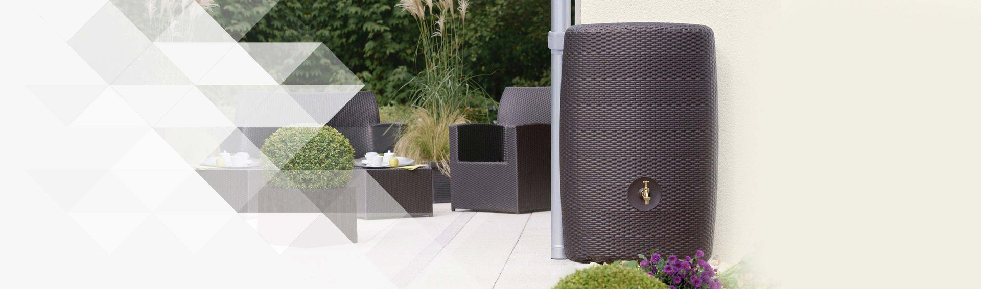 arrosage pompe et r cup rateur d 39 eau de pluie leroy merlin. Black Bedroom Furniture Sets. Home Design Ideas