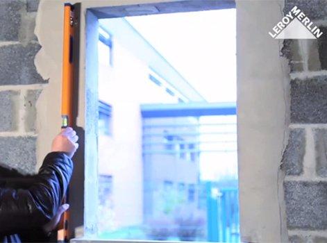 Comment Poser Une Fenêtre Pvc Leroy Merlin
