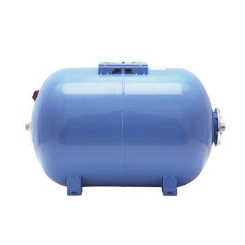 Réservoir 100 l horizontal + membrane FLOTEC Za009130-ce-1