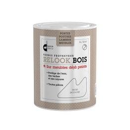 Vernis poutre et lambris Relook bois MAISON DECO, 0.75 l, incolore