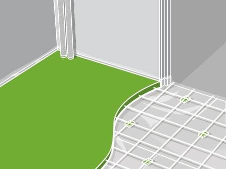 comment isoler les sols béton à l'étage ? | leroy merlin - Isolation Sol Salle De Bain