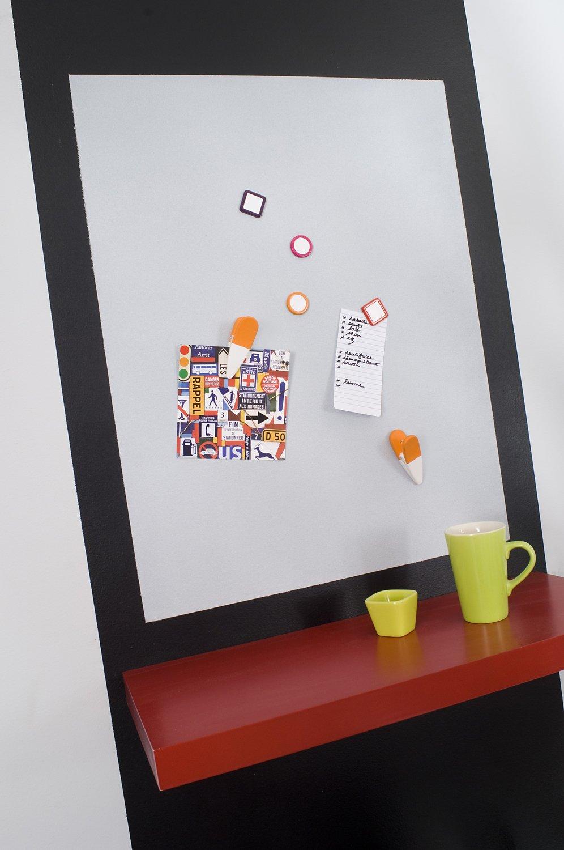 cr ez un tableau avec de la peinture magn tique leroy merlin. Black Bedroom Furniture Sets. Home Design Ideas