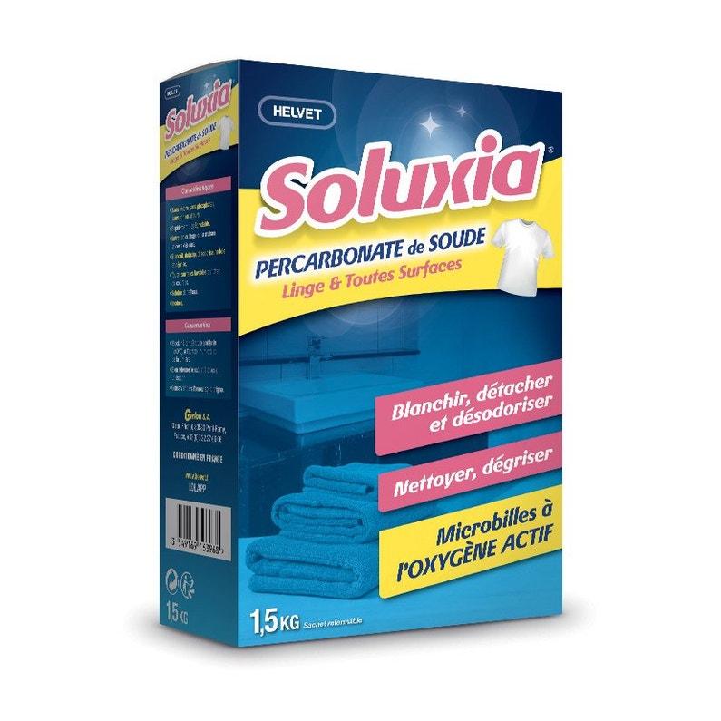 Percarbonate De Soude Poudre Multisurface Soluxia 15 Kg