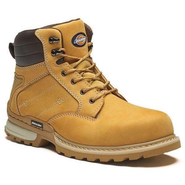 Chaussures de sécurité hautes DICKIES Fd9209 hn 7, coloris miel T41
