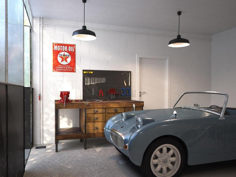 Peinture Garage Sous Sol V33 10 L