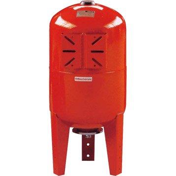 Réservoir 200 l vertical + membrane FLOTEC Za009090-ce
