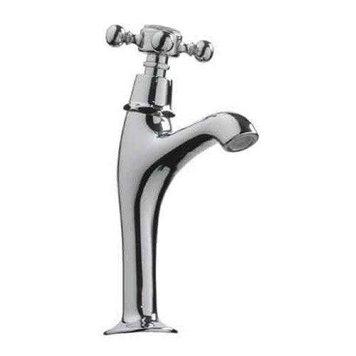 Robinet de lave mains eau froide chrom essen leroy merlin - Robinet eau froide pour lave main ...