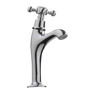 Robinet de lave-mains eau froide chromé Essen