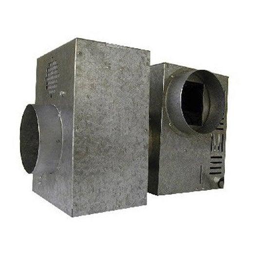 repartiteur de chaleur pour chemine amazing schma duun rcuprateur airair simple with. Black Bedroom Furniture Sets. Home Design Ideas