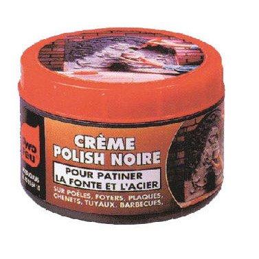 Crème Polish Noire Pyrofeu Pot De 200 Ml