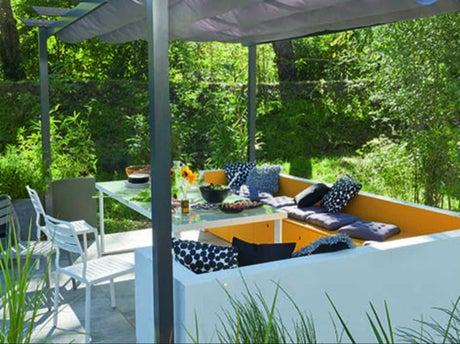 comment cr er votre espace banquette ma onn leroy merlin. Black Bedroom Furniture Sets. Home Design Ideas