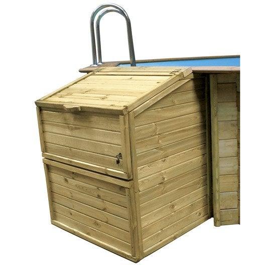 coffre de filtration pour piscine procopi leroy merlin. Black Bedroom Furniture Sets. Home Design Ideas