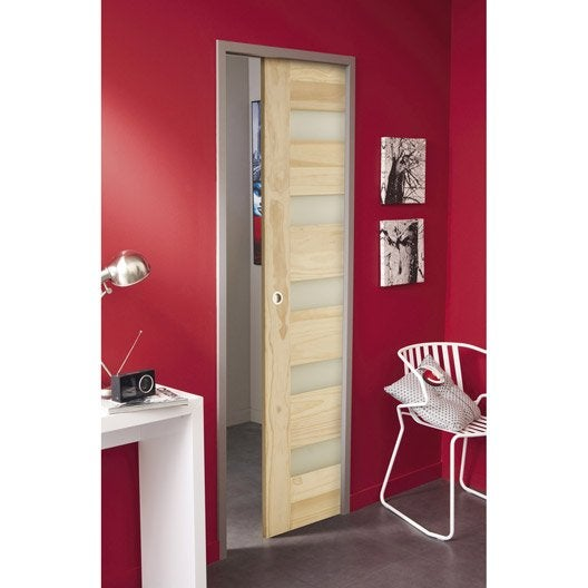 comment poser une porte coulissante en applique leroy merlin. Black Bedroom Furniture Sets. Home Design Ideas