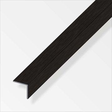 Fer et profil fer et profil leroy merlin for Profile aluminium noir