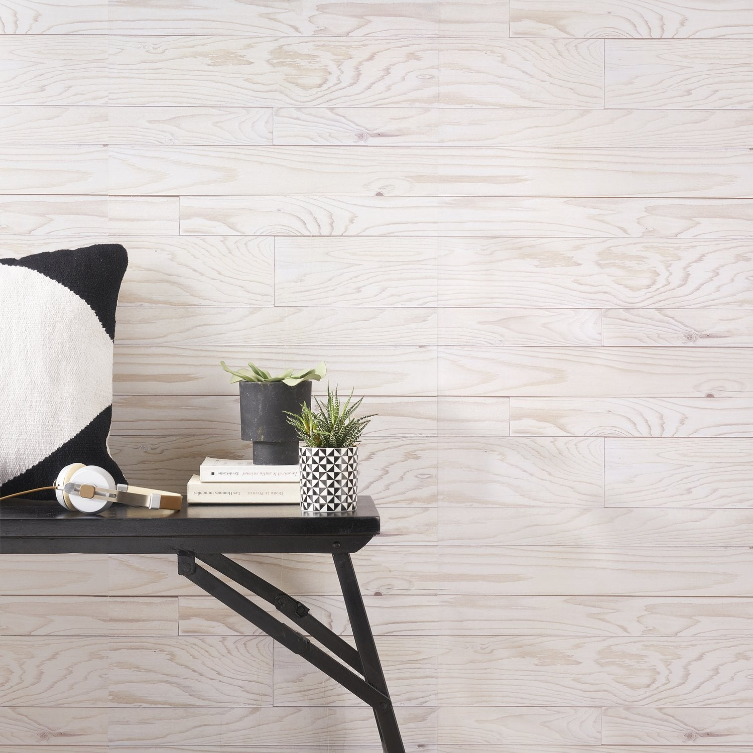 Du papier peint imitation lambris | Leroy Merlin