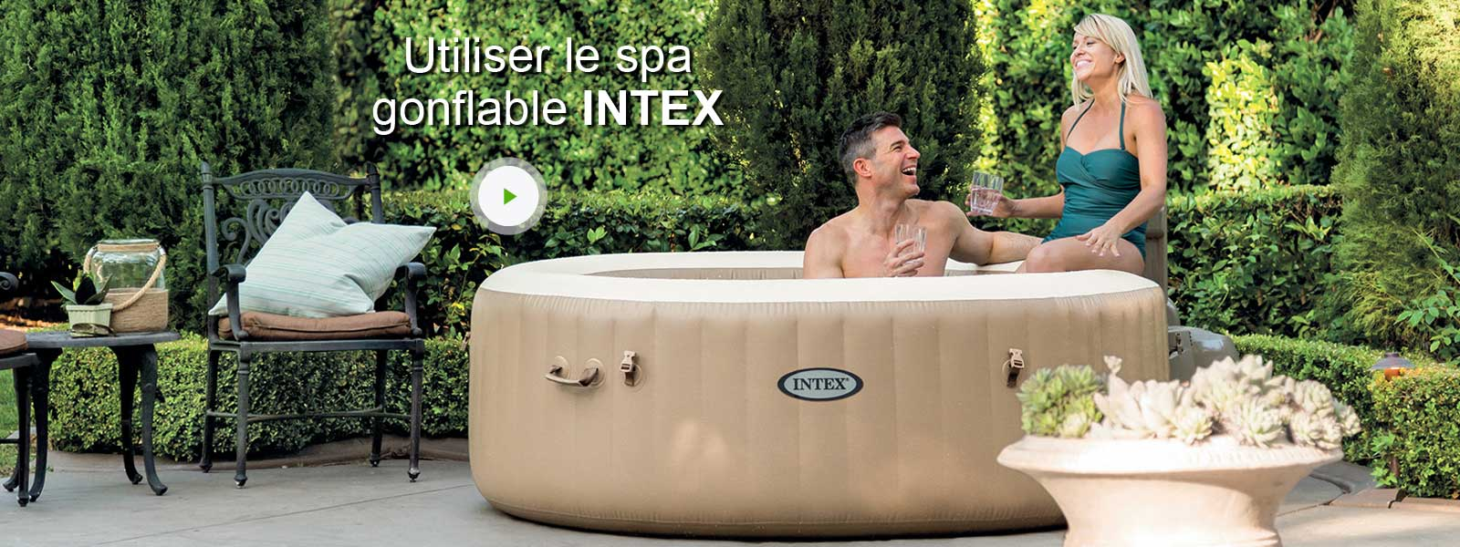 spa gonflable intex pure spa bulles rond 6 places assises leroy merlin. Black Bedroom Furniture Sets. Home Design Ideas