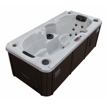 spa baignoire baln o spa et sauna au meilleur prix leroy merlin. Black Bedroom Furniture Sets. Home Design Ideas