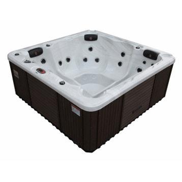 spa poser spa au meilleur prix leroy merlin. Black Bedroom Furniture Sets. Home Design Ideas