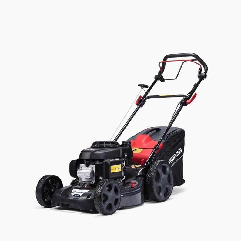 Tondeuse Thermique Sterwins 46h160 Confort 800m 46cm Honda Gcv160 160cm3