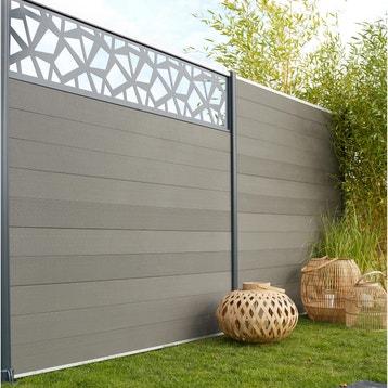 Cloture en bois pas cher barriere separation jardin | Chromeleon