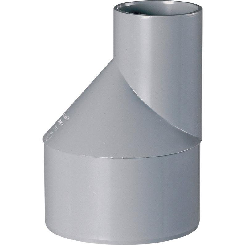 Tampon De Réduction Mâle Femelle Pvc Diam10050 Mm Girpi