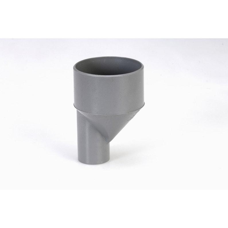 Réduction Excentrée Mâle Femelle Pvc Diam12550 Mm Girpi