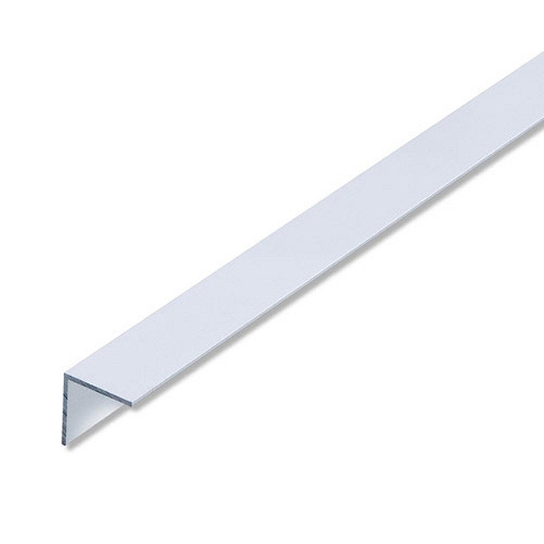 Cornière égale Aluminium Anodisé, L.2 M X L.2 Cm X H.