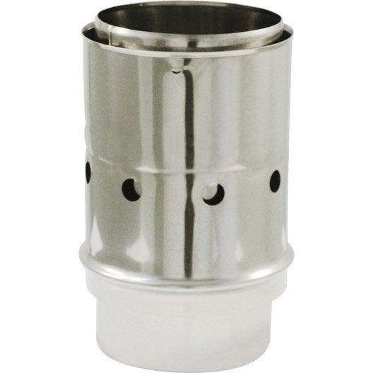 raccord poele tubage pour raccordement isotip joncoux d 80 15 cm