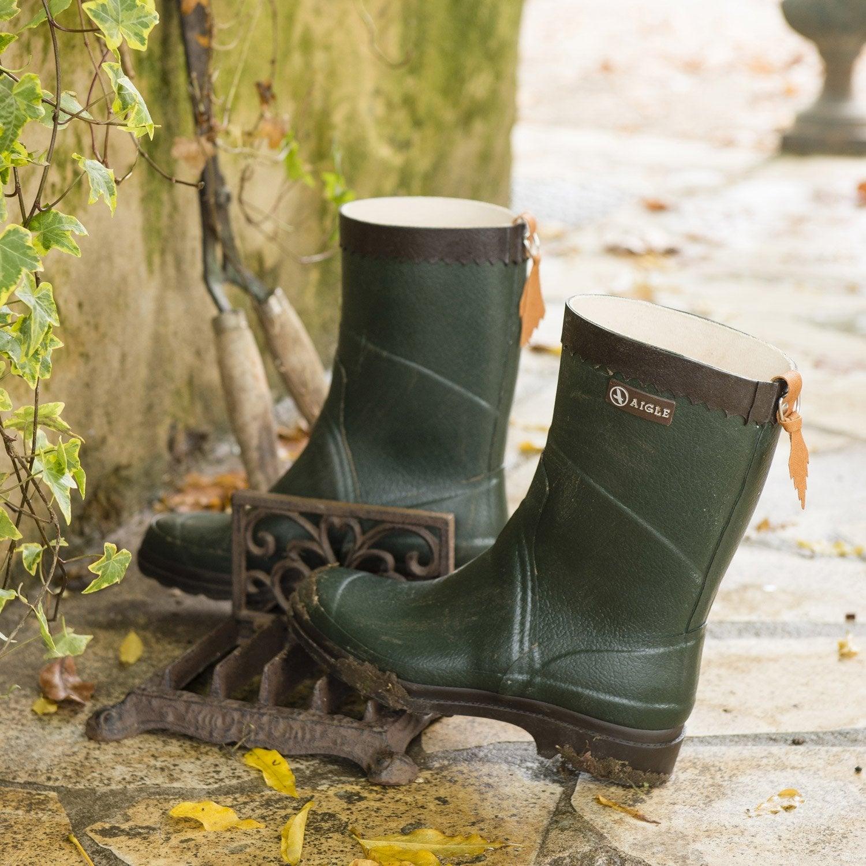 bottes caoutchouc pluie homme leroy merlin