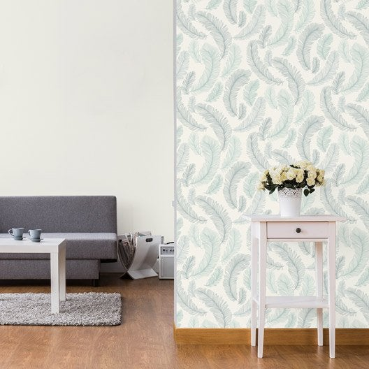 papier peint tapisserie papier peint intiss et vinyle au meilleur prix leroy merlin. Black Bedroom Furniture Sets. Home Design Ideas