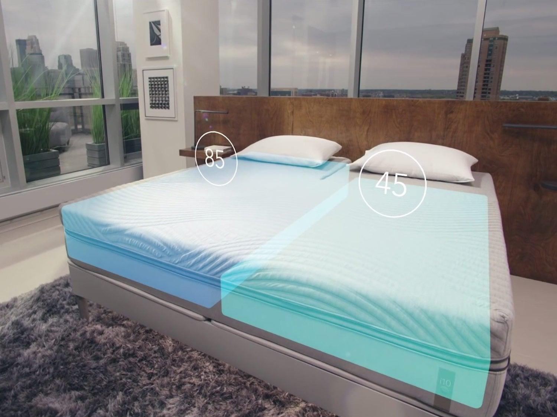 360 Smart Bed, un lit pour mieux dormir et moins ronfler !