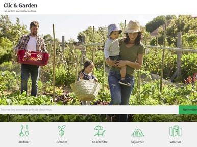 Clic Garden Le Airbnb Du Jardin Leroy Merlin