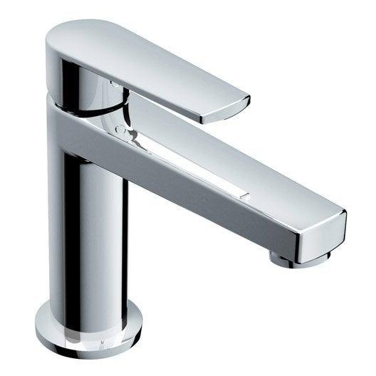 robinet de lavabo et vasque - robinet de salle de bains | leroy merlin - Mitigeur Mural Salle De Bain