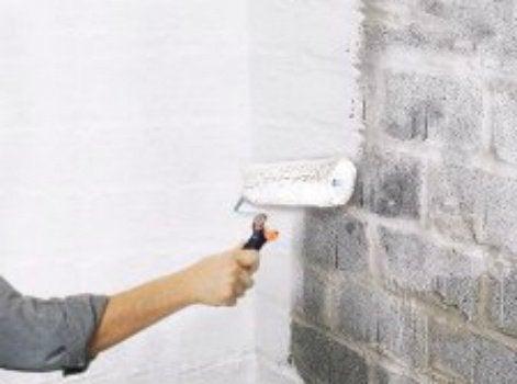 taches humidit mur vous venez de repeindre les murs duune. Black Bedroom Furniture Sets. Home Design Ideas