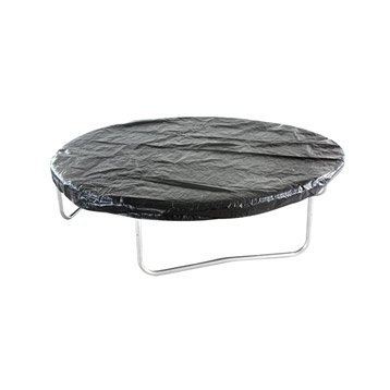 Bâche de protection Diam. 300 cm, noir