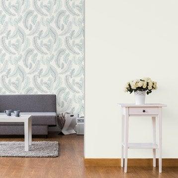 Papier peint intissé Reflect blanc