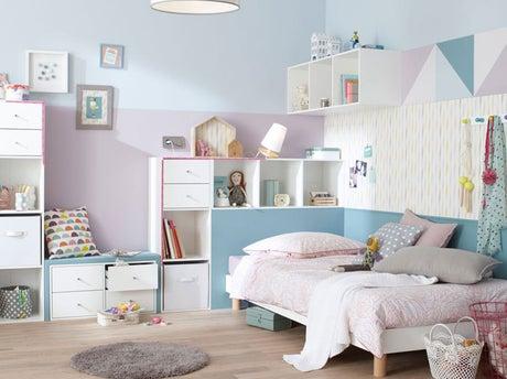 8 Astuces Rangement Pour Sa Chambre D'Enfant | Leroy Merlin