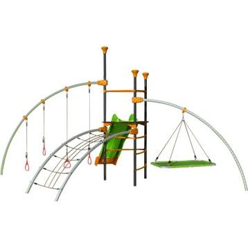 balan oire portique aire de jeux enfants au meilleur prix leroy merlin. Black Bedroom Furniture Sets. Home Design Ideas