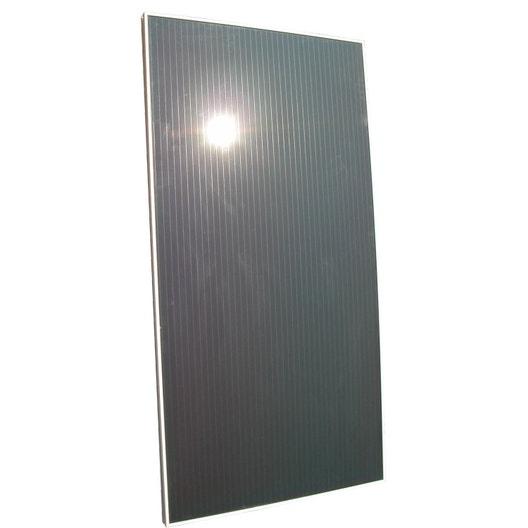 panneau solaire crochet jusqu'à la grille
