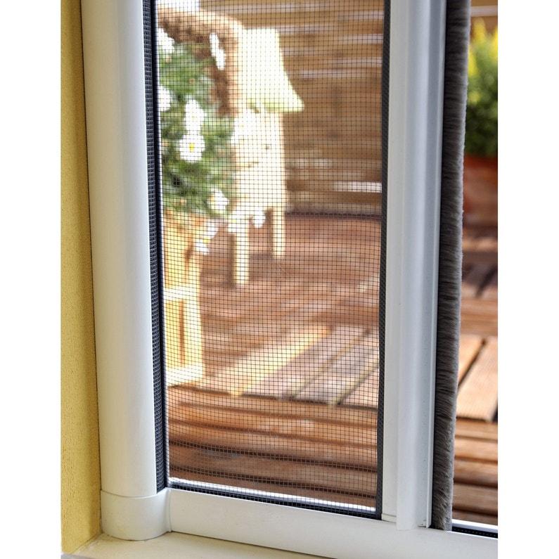 Moustiquaire Pour Porte Fenêtre à Enroulement Latéral Moustikit H