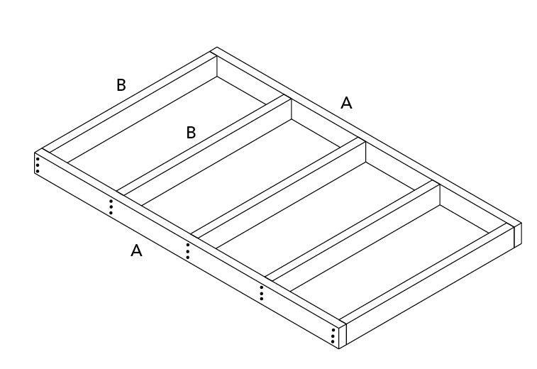 beautiful les mensures de votre toiture de pergola dpendent de la longueur de la terrasse pour. Black Bedroom Furniture Sets. Home Design Ideas