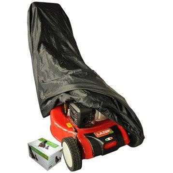 Housse de protection pour tondeuse JARDIN PRATIC L.68 x l.185 x H.59 cm