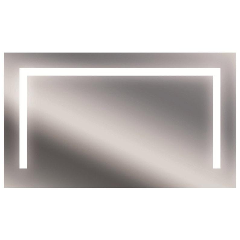 Miroir Lumineux Avec éclairage Intégré X L 120 X H 70 Cm Bridge