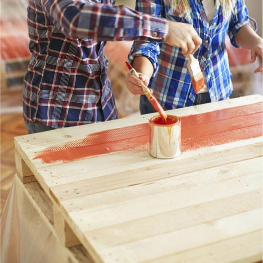 Atelier Make it : fabriquer un mobilier à partir de palettes ...