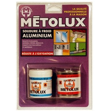 Soudure à froid spécial aluminium METOLUX