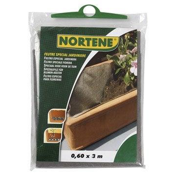 Feutre de drainage pour jardinière NORTENE