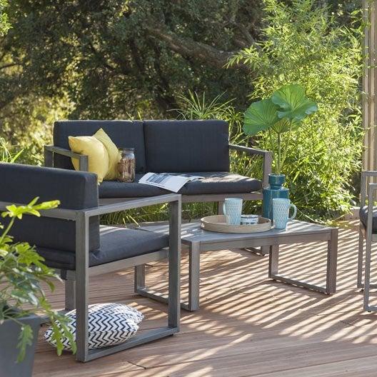 Table pliante de jardin leroy merlin leroy merlin chaise - Leroy merlin conjunto jardin niza argenteuil ...