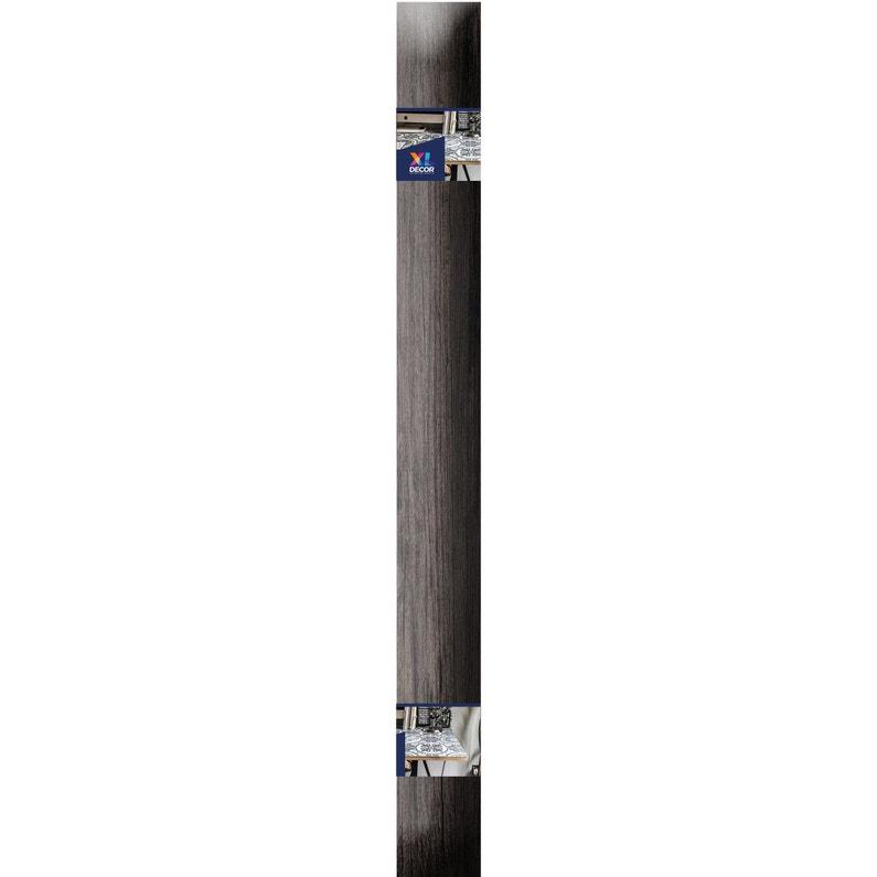 Rouleau Adhésif Meuble Vinyle Noyer 80 Cm X 110 Cm