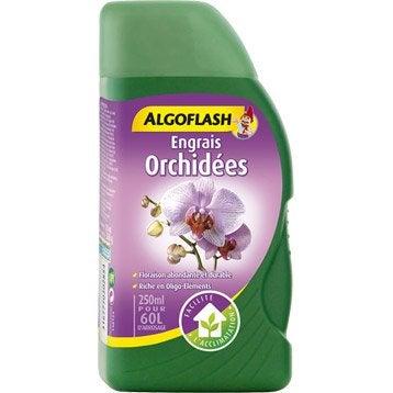 Engrais orchidées ALGOFLASH 250ml