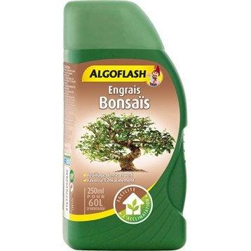 Engrais bonsaï ALGOFLASH 250ml